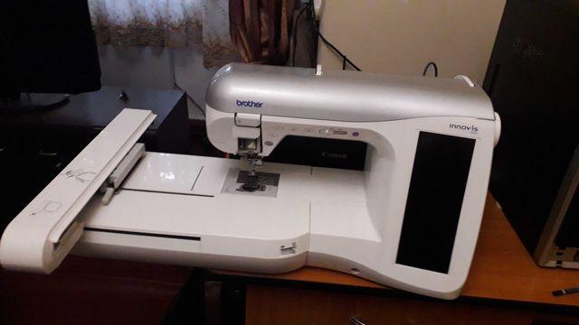 Бытовая вышивальная машинка Brootcher