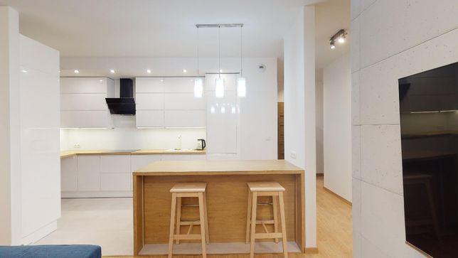 Wynajmę nowe 3 pokojowe mieszkanie na ostatnim piętrze