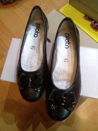 Туфли для девочки р.34