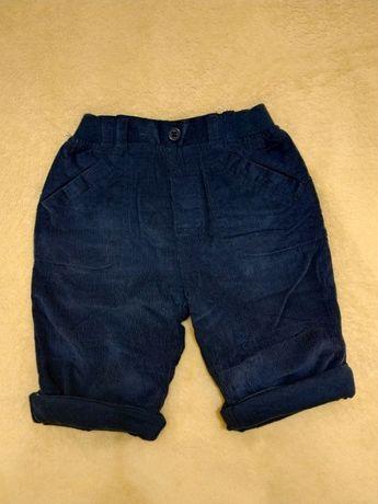 Продам вельветовые штанишки