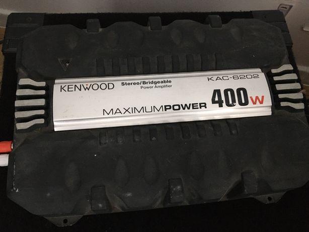 Zestaw Subwoofer 30cm + Kenwood Kac 6202
