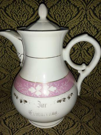 Stary przedwojenny dzbanek porcelana