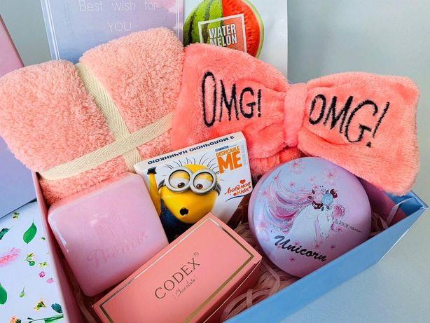 Подарочный набор,подарок в боксе,подарочной коробке,сюрприз для девушк