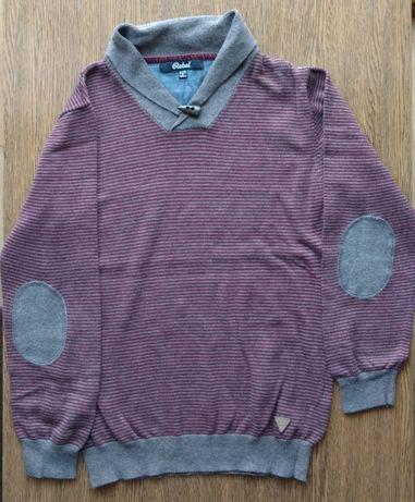 Bluza chłopięca , długi rękaw wkładana przez głowę rozmiar 158