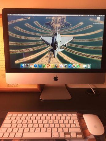 """iMac 21,5"""" late 2012 2,7GHz Intel 8GB DDR3 Ram 1 TB Disco"""