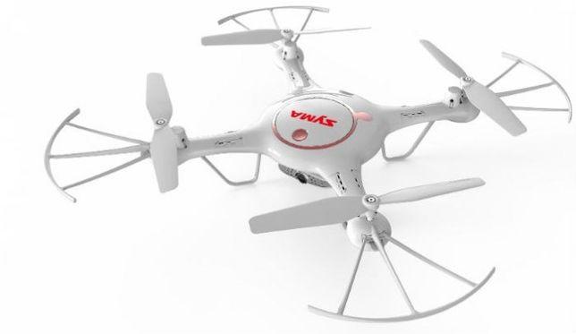 Nowy DRON RC SYMA X5UW-D Funkcjonalny Quadrocopter z Kamerą - SKLEP