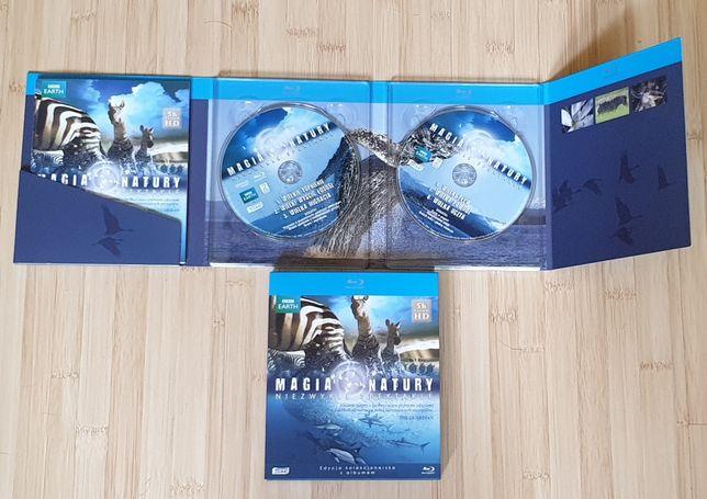 Filmy blu ray MAGIA NATURY