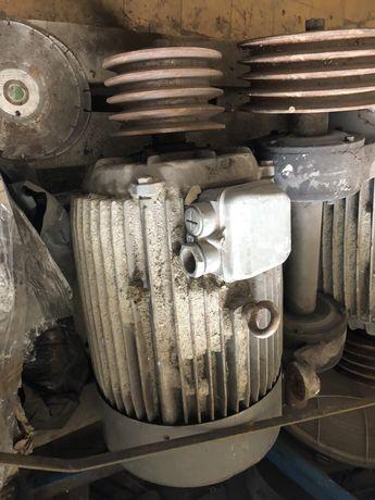 Silnik Celma Cieszyn 15Kw 3-fazowy wolnoobrotowy
