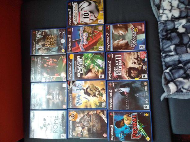 PS2 dużo dobrych gier