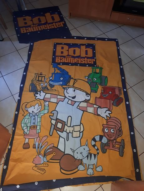 Pościel Bob budowniczy