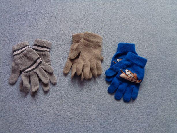 Rękawiczki rozmiar 128 Dusty Disney 4 sztuki Tanio!!!