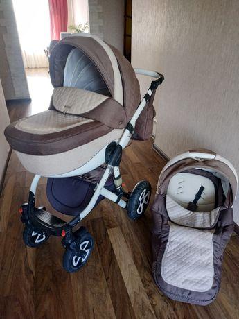 Продам коляску Adamex Barletta 2 в 1 для діток до 3 років