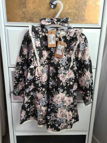 Sukienka 86 opaska one size  newbie nowa