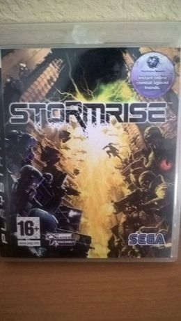 gra akcji na PS3 Stormrise - polecam