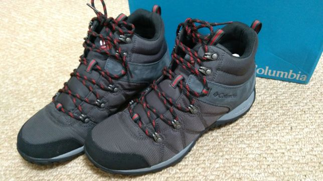 Мужские зимние ботинки Columbia Peakfreak Venture waterproof