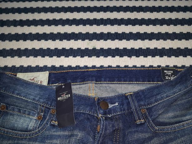 Hollister nowe oryginalne spodnie 32/32 - M/L