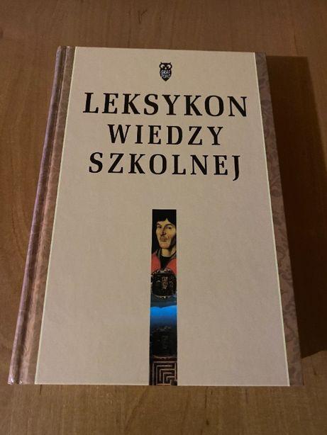 Leksykon wiedzy szkolnej | Tomaszewski Janusz