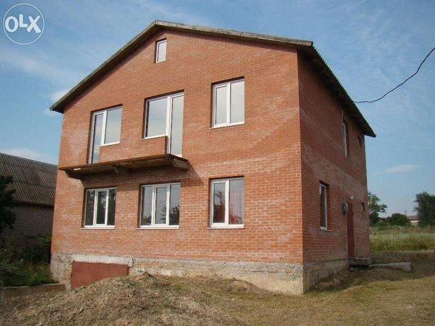 Дом недостроенный, село Степное.
