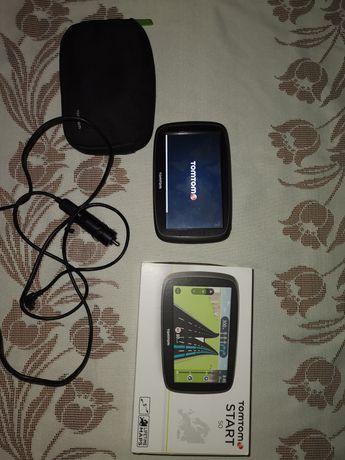 Samochodowa nawigacja GPS