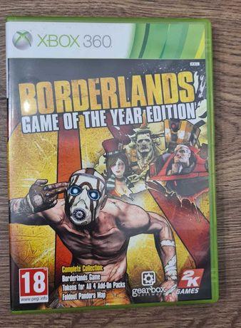 Bordelands + DLC + Bordelands 2 Xbox 360