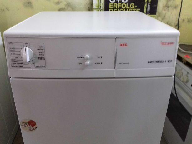 Сушильная машина для белья AEG