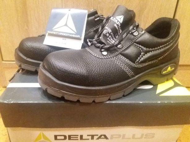 NOWE Półbuty robocze Delta Plus JET2 S3 Rozmiar 39