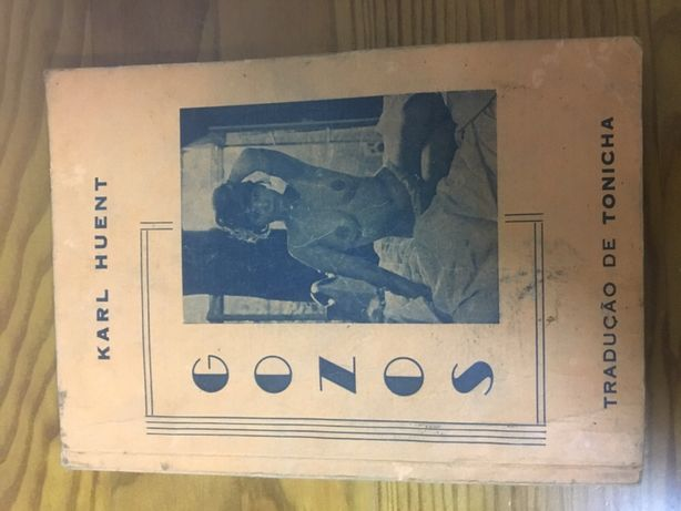 Livro Gozos Karl Huent