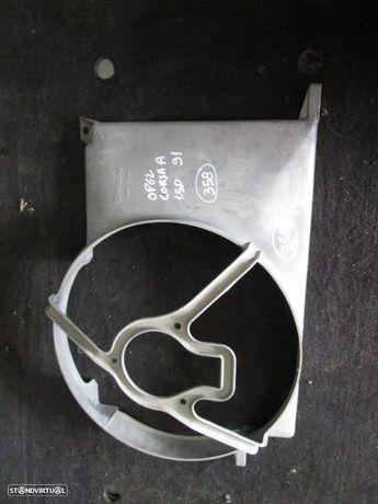 Ventilador Suporte 90298561 OPEL / CORSA A / 1991 / 1,5D /