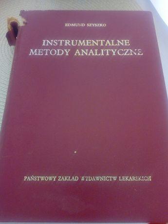 Instrumentalne metody analityczne Edmund Szyszko