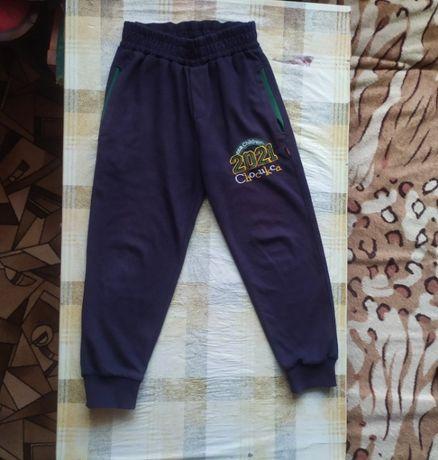 Классные спортивные штаны Турция на 5-6лет