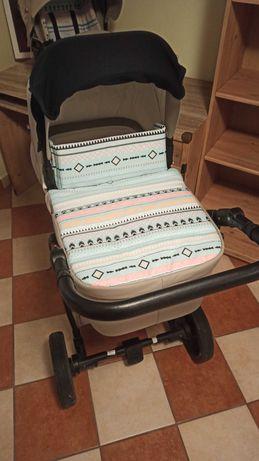 Wózek dziecięcy 3 w 1 Amelis