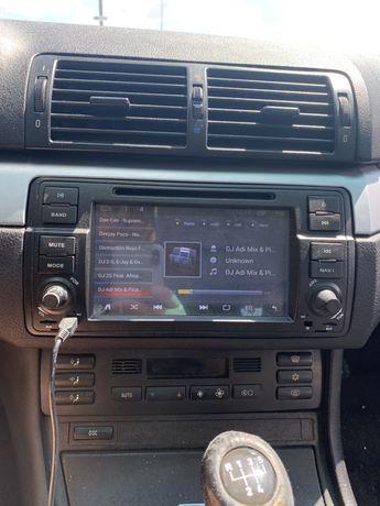 Vendo ou Troco Radio 2din bmw E46