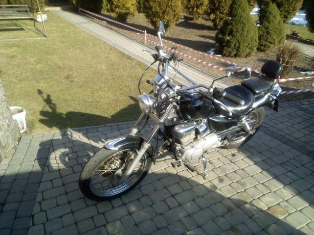 Motor  San Yang 125