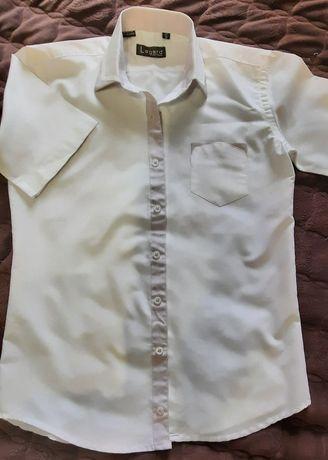 Рубашка на мальчика короткий рукав