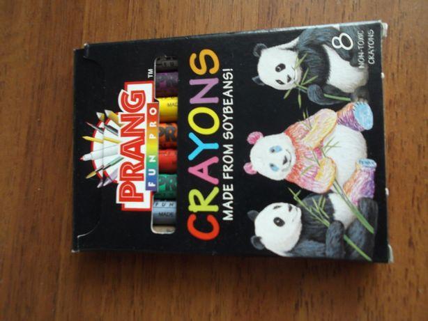 Prang карандаши,восковые crayons