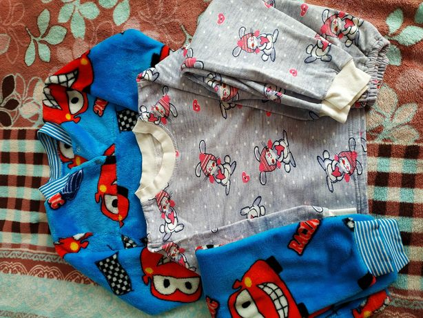 Пижамки для мальчика