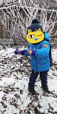 Комбінезон зимовий для хлопчика