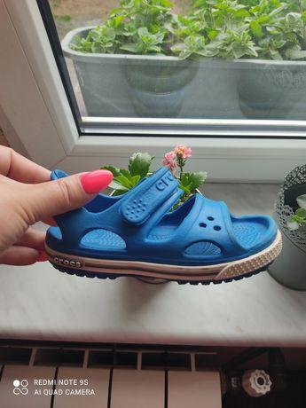 Sandałki CROCS c7