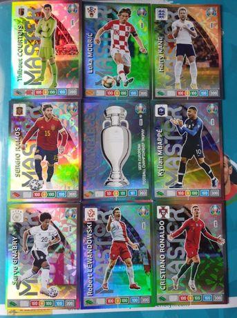 Wszystkie karty Panini UEFA EURO 2020 Okazja TANIO - Poznań