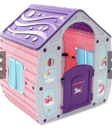 Domek dla dzieci plastikowy Unicorn
