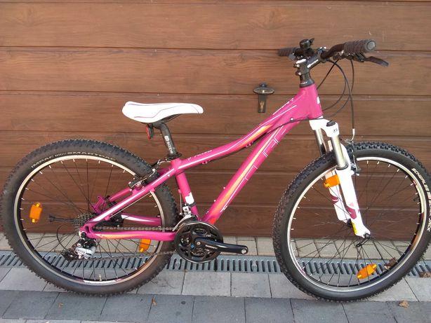 Rower górski MTB Cube 26'' młodzieżowy dziewczęcy