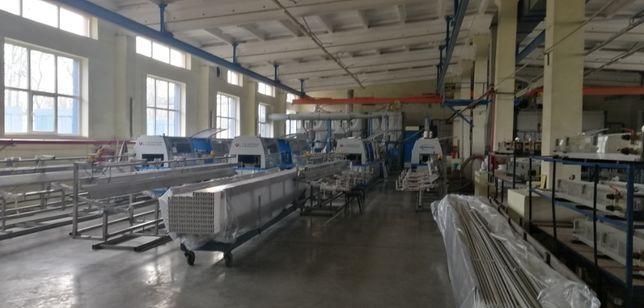 Продам предприятие пл. 2740 м2 с 1000 кВт (возм.до 7000 кВт) в Золочев