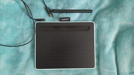 Tablet graficzny Wacom Intuos BT S Pen i Bluetooth pistacjowy
