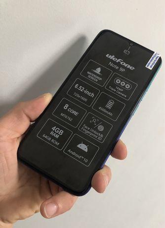 Powystawowy smartfon uleFone Note 9P