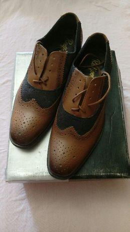 Мужские туфли . Италия. Натуральна кожа. 950 грн.