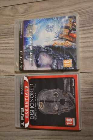 Gry na PS3 Lost Planet 3 & Dishonored