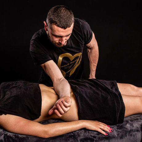 Професиональний массаж