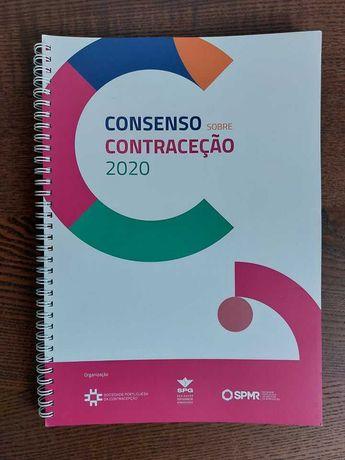 Livro Consenso sobre Contraceção 2020