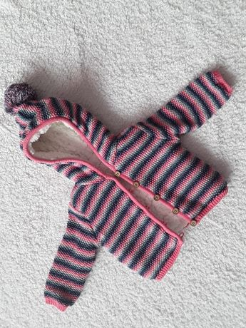 Next ciepła bluza / sweter, baranek, jak nowa