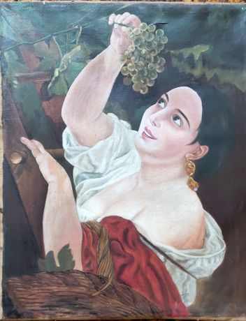 Картина Итальянский полдень